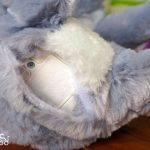 Test peluche de chat