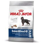 Comparatif royal canin chien sterilised