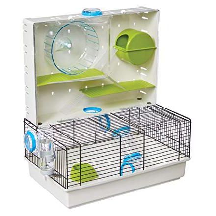 Test Hamster Cages