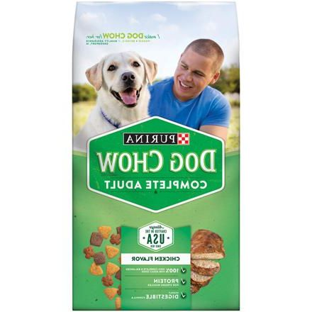 Avis purina dog chow puppy